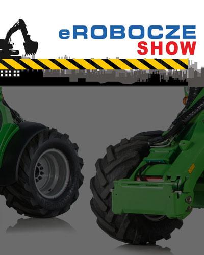 Pokaz maszyn na e-Robocze SHOW