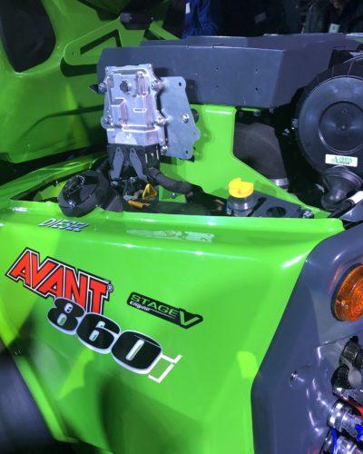 Największy i najsilniejszy Avant 860i już w sprzedaży!