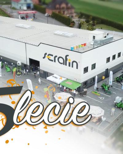 15-lecie firmy SERAFIN P.U.H.