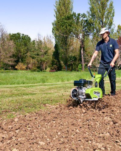 Glebogryzarka – profesjonalne urządzenie do prac w ogrodzie