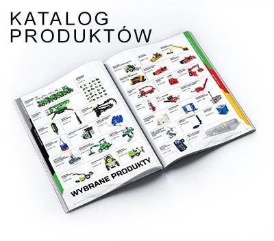 Poznaj katalog Serafin Maszyny